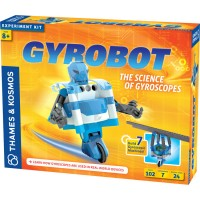 Gyrobot Robot Building Gyroscopes Science Kit