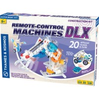 Remote Control Machines DLX Construction Science Kit