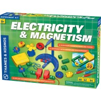 Electricity & Magnetism Science Kit