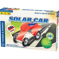 Solar Car Building Science Kit