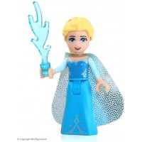 Lego Friends Frozen Elsa Minifigure