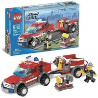 Lego City 7942 Off Road Fire