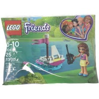 Lego 30403 Friends Olivias Remote Control Boat Polybag