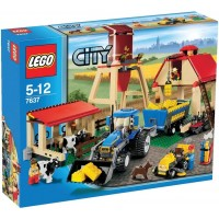 Lego City Set 7637