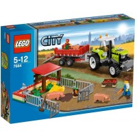 Lego City Set 7684 Pig Farm