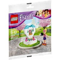 Lego Friends Wishing Fountain 30204