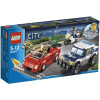 Lego City Police High Speed