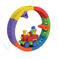 Choo Choo Loop Penguin Train Toddler Activity Toy