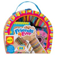 Friends 4 Ever Friendship Bracelets Craft Kit