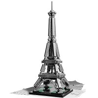 Eiffel Tower Building Set by LEGO Architecture