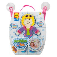 Fashion in the Tub Bath Toy