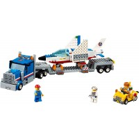 Lego City Space Port 60079 Training Jet
