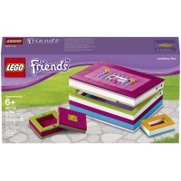 Lego Friends 201Pcs Buildable Jewellery