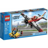 Lego City 60019 Stunt Plane Toy Building