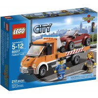 Lego City Flatbed Truck