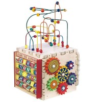Anatex Mini Play Activity Cube