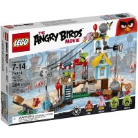 Lego Angry Birds 75824 Pig City