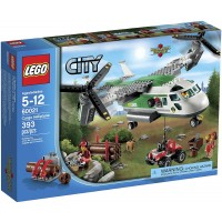 Lego City 60021 Cargo Heliplane Toy Building