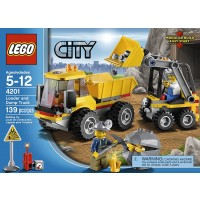 Lego City 4201 Loader And