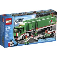 Lego City 60025 Grand Prix Truck Toy Building