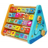 Baby Forest ABC Abacus Wooden Toy