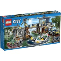 Lego City Police Swamp Police