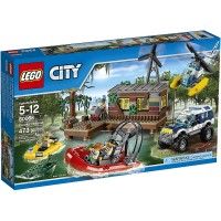 Lego City Police Crooks Hideout Discontinued By