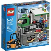 Lego City 60020 Cargo Truck Toy Building
