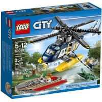 Lego City Police Helicopter Pursuit Discontinued By