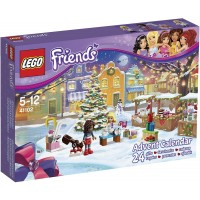 Lego Friends 41102 Advent Calendar Building