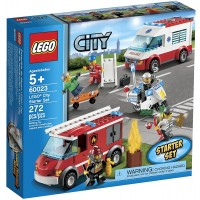 Lego City 60023 Starter Toy Building