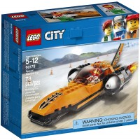 Lego City Speed Record Car 60178 Building Kit 78