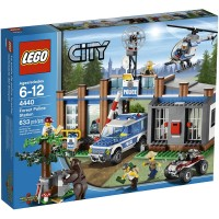 Lego City Police Forest Station