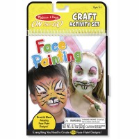 Face Painting On the Go Craft Kit