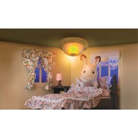 Calico Critters Light & Curtain Play Set, Multicolor