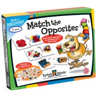 Opposites Matching Puzzle Set