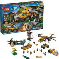 Lego City Jungle Explorers 6174645 Air Drop Helicopter