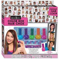 Temporary Hair Color Chalks Craft Set