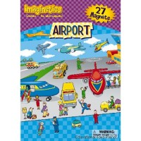 Airport Magnetic Set