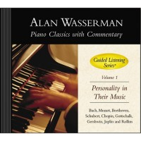 Classical Music for Kids - Alan Wasserman - Personality In Their Music