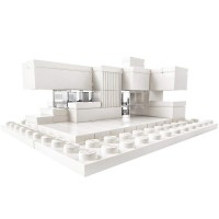 Architecture Studio by Lego - Building Blocks Set