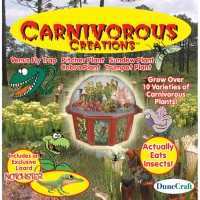 Carnivorous Creations Dome Terrarium Plant Kit
