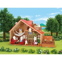 Calico Critters Lakeside Lodge Dollhouse
