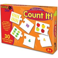 Count It! - Match & Learn Puzzle