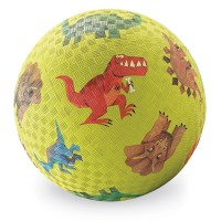 Dinosaurs 7 inch Green Play Ball for Kids