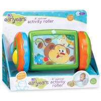 Spinner Roller Baby Activity Toy