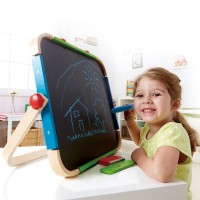 Anywhere Art Studio Double-Sided Tabletop Board Set