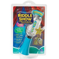 The Riddle Show Talking Electronic Microphone
