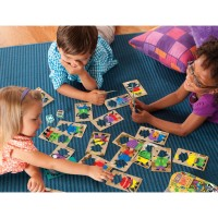 Raccoon Rumpus Matching & Memory Game
