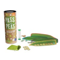 Pass the Peas Word Building Game
